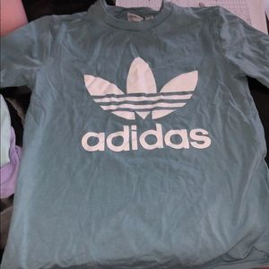 Adidas graphic shirt